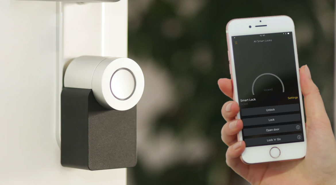Security Doubts raised over Smart Locks